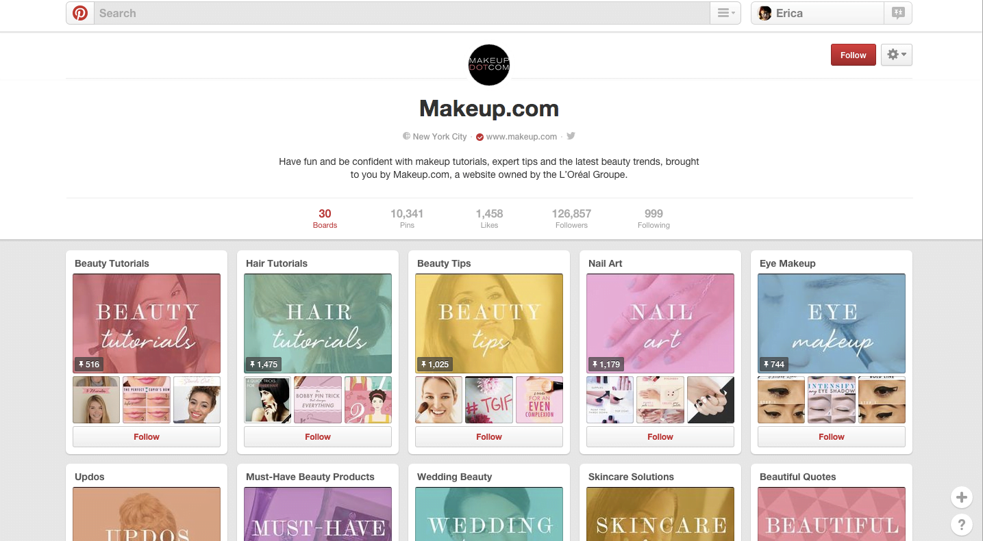 Image result for THE RECOGNIZABLE BEAUTY BRAND